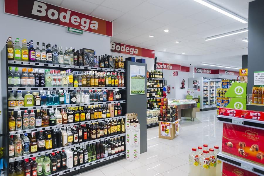 Corzo Covirán Supermercado