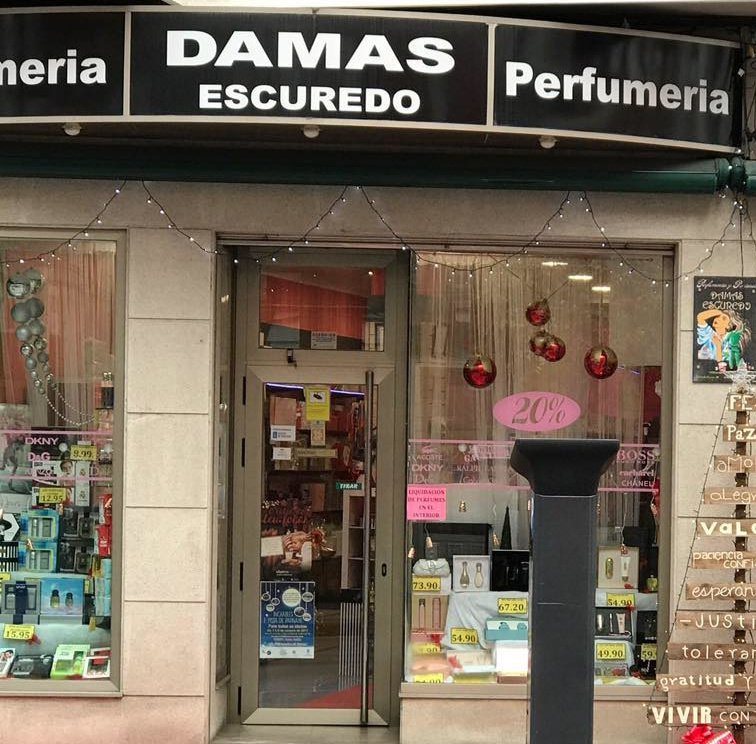 Perfumería Damas Escudero