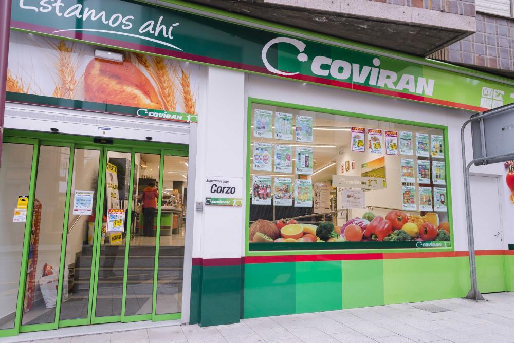 Corzo Covirán Supermercado S