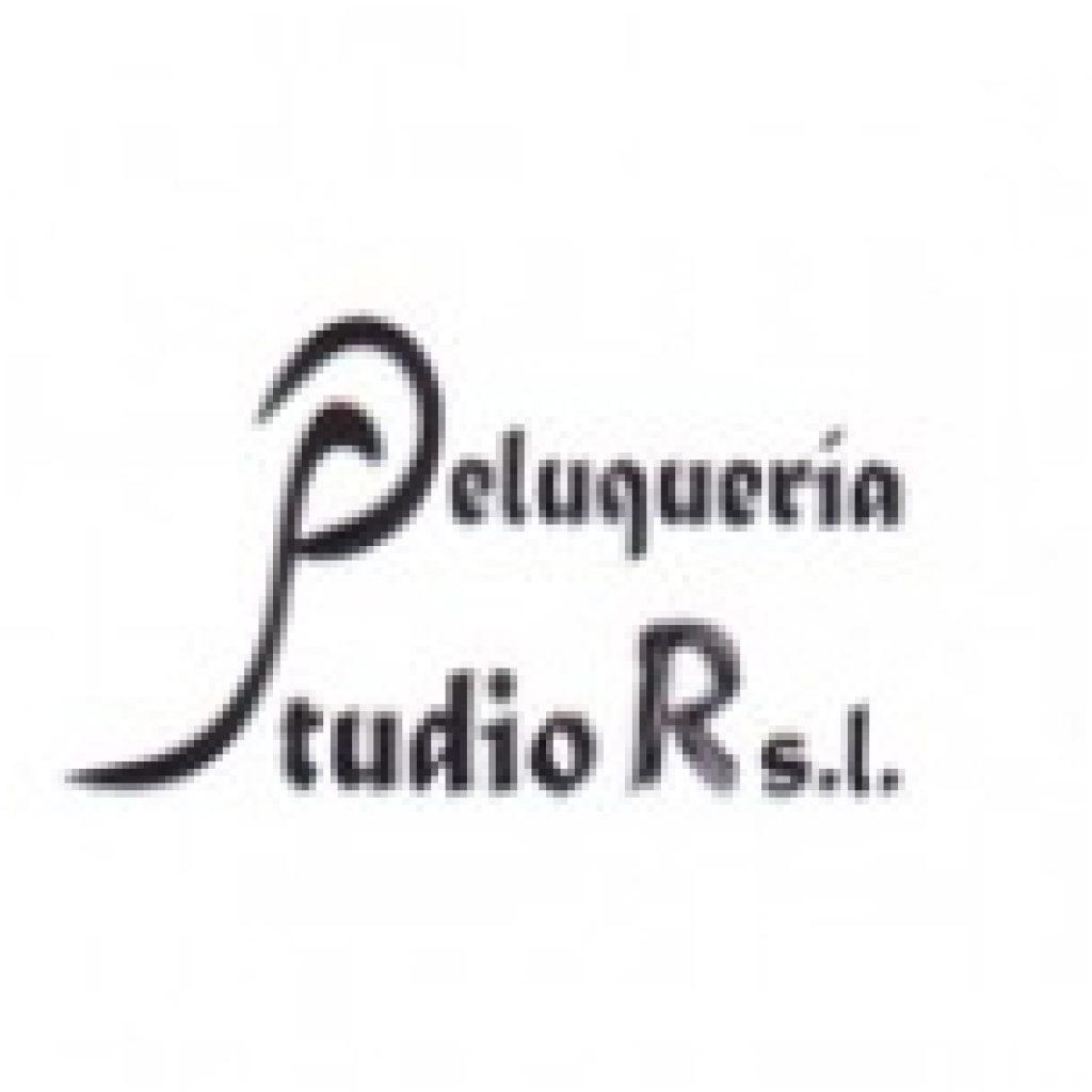 Logotipo PELUQUERÍA STUDIO R