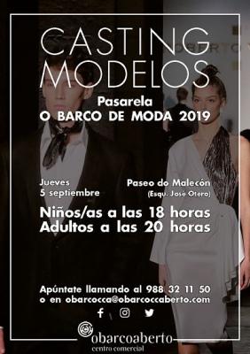CASTING MODELOS PASARELA