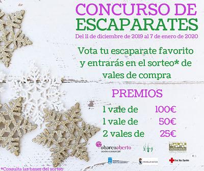 CONCURSO DE ESCAPARATES NADAL 2019